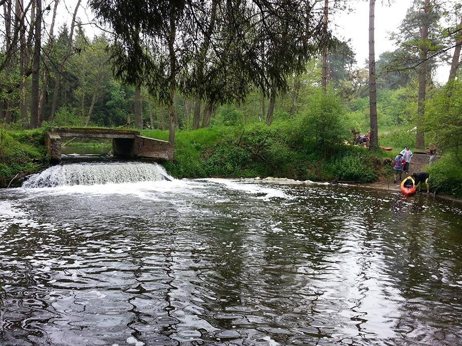 Kajaki lubuskie spływy po rzekach